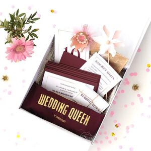 Wedding Queen Motto Junggesellinnenabschied