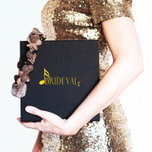 Brideval Motto Junggesellinnenabschied Box