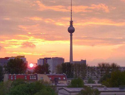 Tschau Berlin - Hello Leipzig