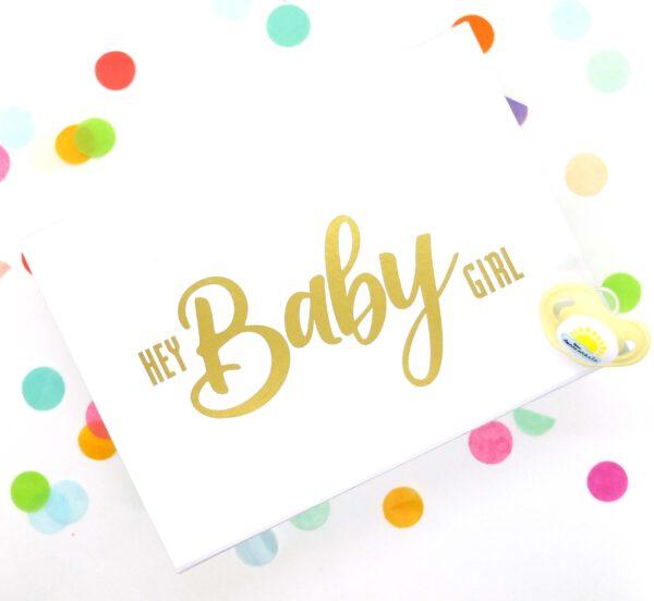Hey Baby Schachtel