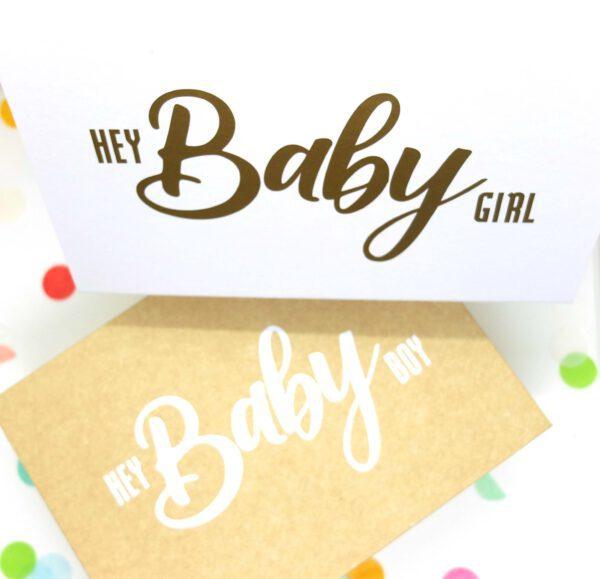 Baby Schachtel Erinnerung